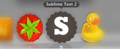 sublime text editor icon